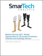 Medical Devices 2021: Market Opportunities for 3D printed Prosthetics, Orthotics, and Audiology devices