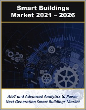 Smart Buildings Market by Technology (AI, IoT, Indoor Wireless), Infrastructure, Solutions (Asset Tracking, Data Analytics, IWMS), and Deployment Models 2021 - 2026