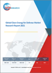 Global Clean Energy for Defense Market Research Report 2021