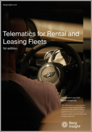 Telematics for Rental and Leasing Fleets