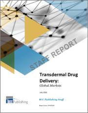 Transdermal Drug Delivery: Global Markets
