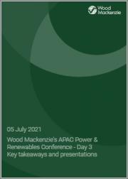 Wood Mackenzie's APAC Power & Renewables Conference - Day 3 Key Takeaways and Presentations