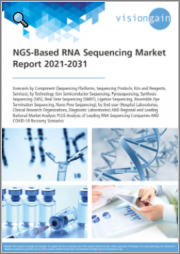 NGS-Based RNA Sequencing Market Report 2021-2031: Forecasts by Component, by Technology, by End-user, Regional & Leading National Market Analysis, Leading RNA Sequencing Companies, and COVID-19 Recovery Scenarios