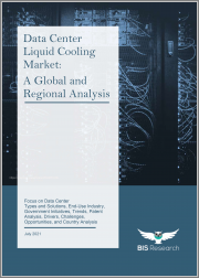 Data Center Liquid Cooling Market - A Global and Regional Analysis: Focus on Data Center Types and Solutions, End-Use Industry, Government Initiatives, Trends, Patent Analysis, Drivers, Challenges, Opportunities, and Country Analysis