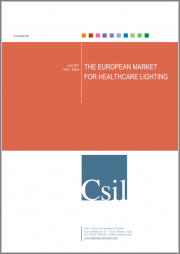 The European Market for Healthcare Lighting