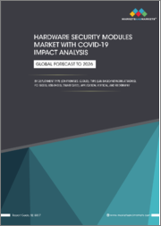 Hardware Security Modules Market with COVID-19 Impact Analysis by Deployment Type (On-premises, Cloud Based), Type (LAN Based/Network Attached, PCI Based, USB Based, Smart Cards ), Applications, Verticals and Geography - Global Forecast to 2026