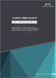 Carbon Fiber Market by Raw Material (PAN, Pitch), Fiber Type (Virgin, Recycled), Product Type, Modulus, Application (Composite, Non-composite), End-use Industry (A & D, Automotive, Wind Energy) and Region - Global Forecast to 2031