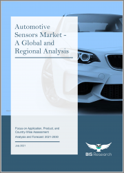 Automotive Sensors Market - A Global and Regional Analysis: Focus on Application, Product, and Country-Wise Assessment - Analysis and Forecast, 2021-2030