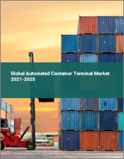 Global Automated Container Terminal Market 2021-2025