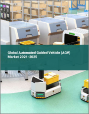 Global Automated Guided Vehicle (AGV) Market 2021-2025