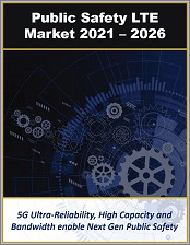 Public Safety LTE Market by Solutions, Applications, Devices, Service Provider Revenues and Subscriptions 2021 - 2026