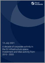 A Decade of Corporate Activity in the EV Infrastructure Space: Investment and M&A Activity from 2010 - 2020