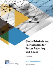 Global Markets and Technologies for Water Recycling and Reuse
