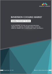 Immersion Cooling Market by Type (Single-Phase And Two-Phase), Application (High-Performance Computing, Edge Computing, Cryptocurrency Mining), Cooling Fluid (Mineral Oil, Synthetic, Fluorocarbon-Based), and Geography - Global Forecast to 2026