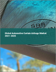 Global Automotive Curtain Airbags Market 2021-2025
