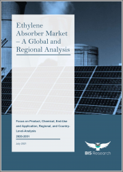 Ethylene Absorber Market - A Global and Regional Analysis: Focus on Product, Chemical, End-Use and Application, Regional, and Country-Level-Analysis, 2020-2031