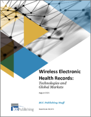 Wireless Electronic Health Records: Technologies and Global Markets