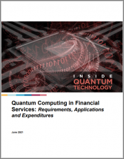 Quantum Computing in Financial Services: Requirements, Applications and Expenditures
