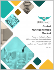 Global Nutrigenomics Market: Focus on Application, Type, 15 Countries Data, Industry Insights, and Competitive Landscape - Analysis and Forecast, 2021-2031