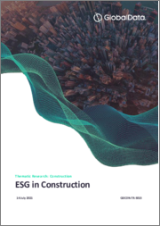 ESG (Environmental, Social, and Governance) in Construction - Thematic Research