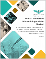 Global Industrial Microbiological QC Market: Focus on Market Offering, Technology Trends, Application, End User, Regulatory Framework, 13 Countries' Analysis Competitive Analysis and Forecast, 2021-2031