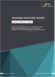 Wearable Injectors Market by Product Type(On-Body and Off-Body), Therapy (Immuno-oncology, Diabetes, Cardiovascular diseases), Technology(Spring-based, Motor Driven, Rotary Pump, Expanding Battery), Care Setting (Hospitals) - Global Forecast to 2026