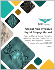 Global Non-Invasive Liquid Biopsy Market: Focus on Offering, Sample, Application, Technology, End Users, Country Data (16 Countries), and Competitive Landscape - Analysis and Forecast, 2021-2031