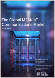 The Global M2M/IoT Communications Market, 6th Edition
