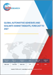 Global Automotive Adhesives and Sealants Market Insights and Forecast to 2027