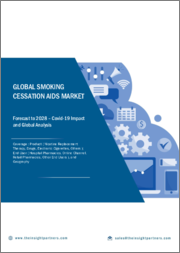 Smoking Cessation Aids Market Forecast to 2028 - COVID-19 Impact and Global Analysis By\ Product and End-User