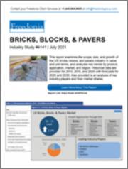 Bricks, Blocks & Pavers (US Market & Forecast)