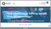 How could Cloud Gaming Benefit from 5G Technology? Trends, Player Profiles, Impact of 5G Technology and Market Sizing