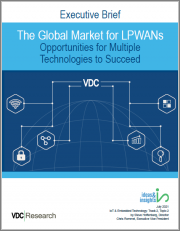 The Global Market for LPWANs: Opportunities for Multiple Technologies to Succeed