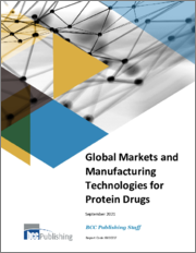 Global Markets and Manufacturing Technologies for Protein Drugs