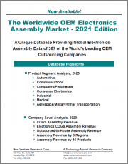 The Worldwide OEM Electronics Assembly Market - 2021 Edition: A Unique Database Providing Global Electronics Assembly Data of 387 of the World's Leading OEM Outsourcing Companies