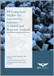 PP Compound Market for Automotive Industry - A Global and Regional Analysis: Focus on Product, Application, and Countries - Analysis and Forecast, 2021-2031