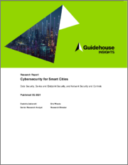 Cybersecurity for Smart Cities: Data Security, Device and Endpoint Security, and Network Security and Controls