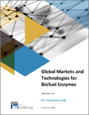 Global Markets and Technologies for Biofuel Enzymes