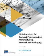 Global Markets for Contract Pharmaceutical Manufacturing, Research and Packaging
