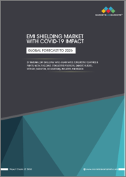 EMI Shielding Market with COVID-19 Impact, by Material (EMI Shielding Tapes & Laminates, Conductive Coatings & Paints, Metal Shielding, Conductive Polymers, EMI/EMC Filters), Method (Radiation, Conduction), Industry, & Region-Global Forecast to 2026