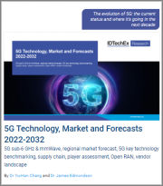 5G Technology, Market and Forecasts 2022-2032