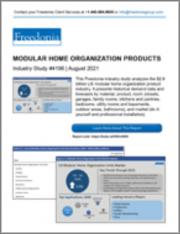 Modular Home Organization Products (US Market & Forecast)