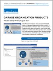 Garage Organization Products (US Market & Forecast)