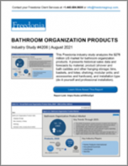 Bathroom Organization Products (US Market & Forecast)