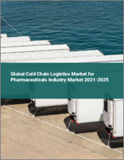 Global Cold Chain Logistics Market for Pharmaceuticals Industry Market 2021-2025