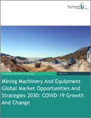 Mining Machinery And Equipment Global Market Opportunities And Strategies 2030: COVID-19 Growth And Change