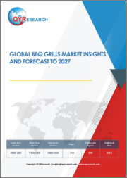 Global BBQ Grills Market Insights and Forecast to 2027
