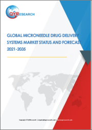 Global Microneedle Drug Delivery Systems Market Status and Forecast 2021-2035