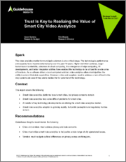 Trust Is Key to Realizing the Value of Smart City Video Analytics