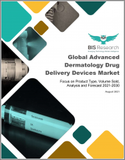 Global Advanced Dermatology Drug Delivery Devices Market: Focus on Product Type, Volume Sold, Analysis and Forecast 2021-2030